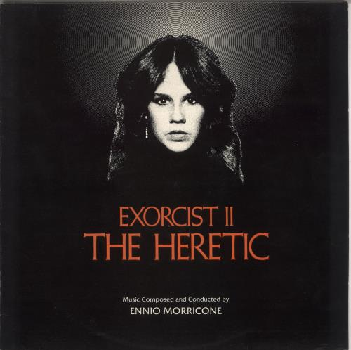 MORRICONE, ENNIO - Exorcist II - The Heretic - EX - Maxi 33T