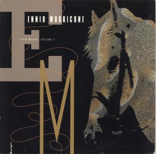 MORRICONE, ENNIO - Film Music Volume II - 12 inch 33 rpm