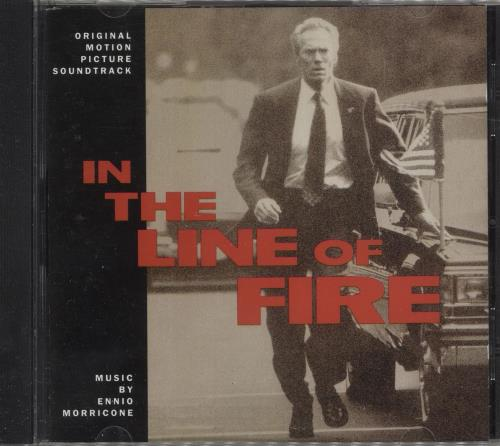 MORRICONE, ENNIO - In The Line Of Fire - CD