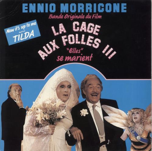 MORRICONE, ENNIO - La Cage Aux Folles III - Maxi 33T