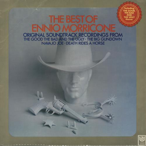 MORRICONE, ENNIO - The Best Of - Maxi 33T
