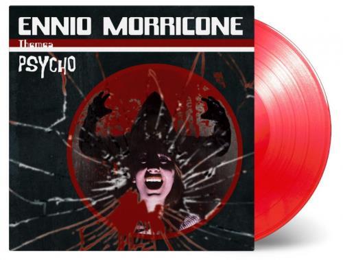 MORRICONE, ENNIO - Theme II: Psycho - Red Vinyl - Maxi 33T