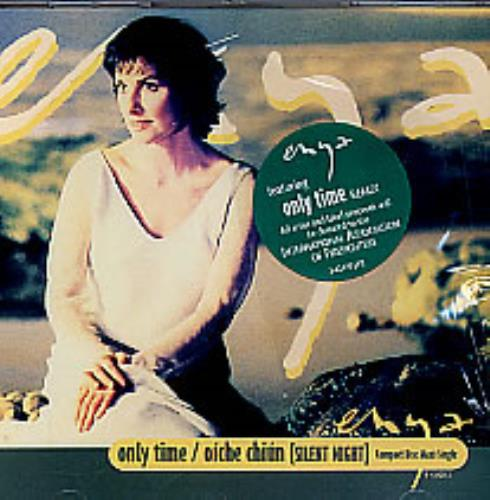 Enya Only Time Remix Usa 5 Quot Cd Single 942420 2 Only Time