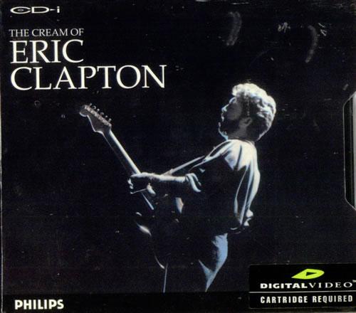 White Room Eric Clapton Album