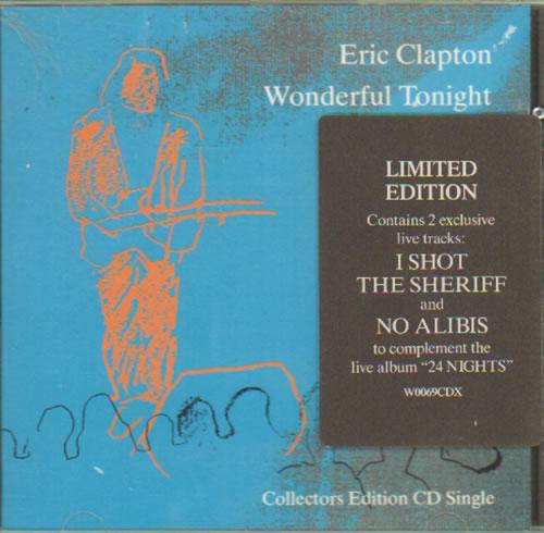 Wonderful Tonight Live Eric Clapton: Eric Clapton Wonderful Tonight