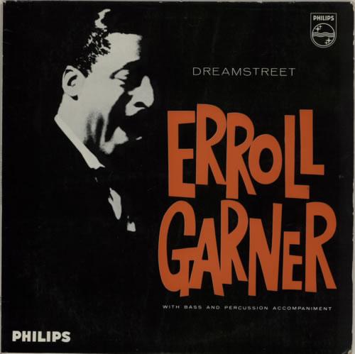 GARNER, ERROLL - Dreamstreet - 12 inch 33 rpm