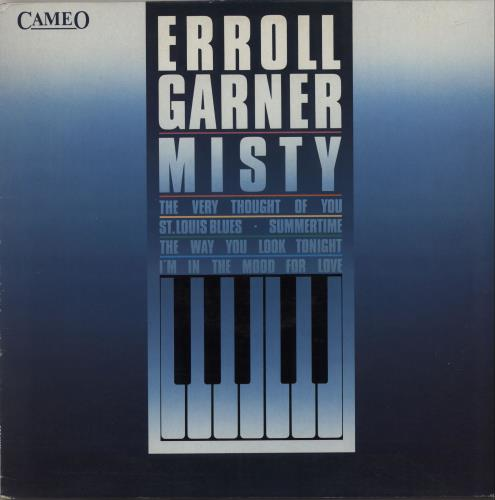 GARNER, ERROLL - Misty - 12 inch 33 rpm