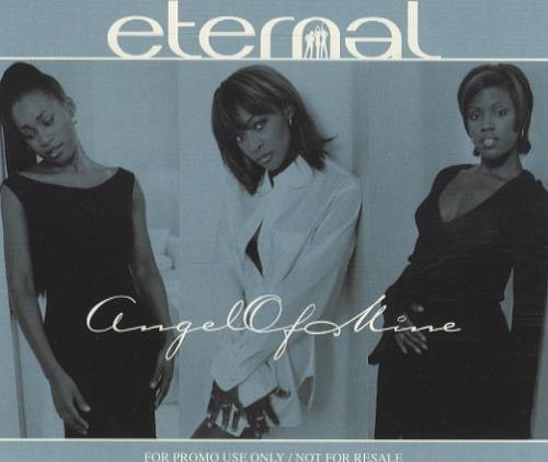 Eternal Angel Of Mine Uk Promo 5 Quot Cd Single Cdemdj493