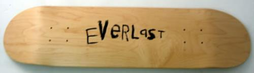 EVERLAST - Skateboard Deck - Others