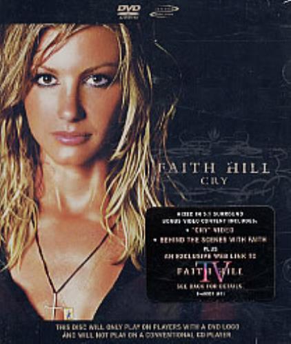 HILL, FAITH - Cry - DVD