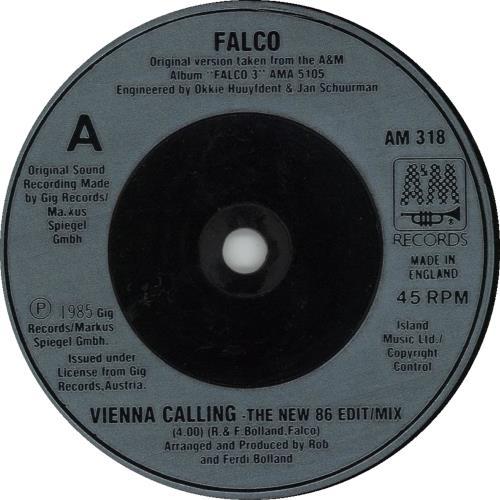 2 vienna calling falco. Black Bedroom Furniture Sets. Home Design Ideas