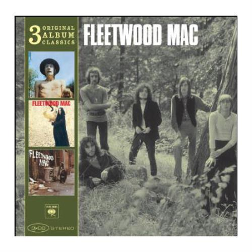 Fleetwood Mac Original Album Classics Uk Triple Cd