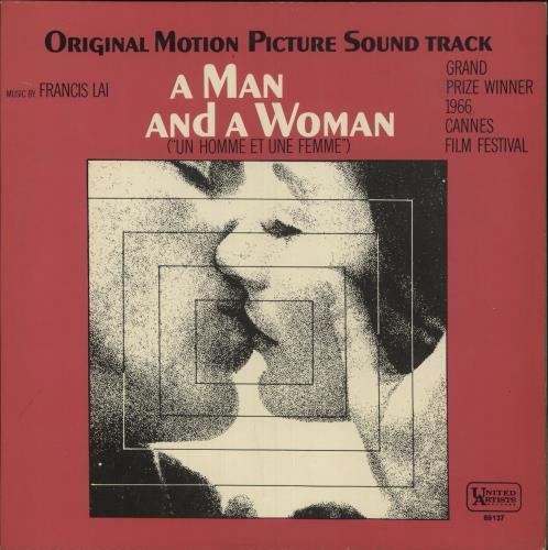 LAI, FRANCIS - A Man And A Woman (Un Homme Et Un Femme) - 12 inch 33 rpm