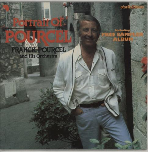 POURCEL, FRANCK - Portrait Of Purcell - Maxi 33T