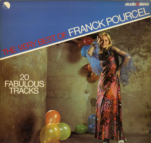 POURCEL, FRANCK - The Very Best Of - 20 Fabulous Track - Maxi 33T