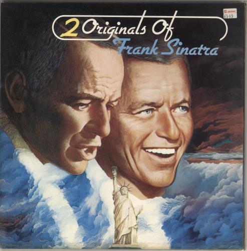SINATRA, FRANK - 2 Originals Of Frank Sinatra - Maxi 33T