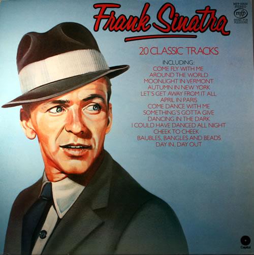 SINATRA, FRANK - 20 Classic Tracks - 12 inch 33 rpm