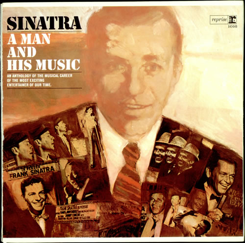 SINATRA, FRANK - A Man And His Music - EX - 12 inch 33 rpm