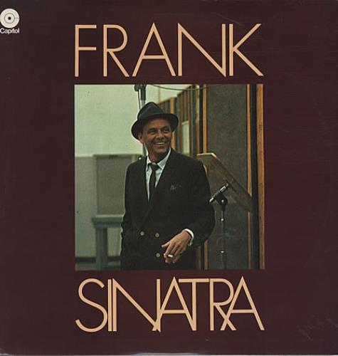 SINATRA, FRANK - Frank Sinatra - Maxi 33T