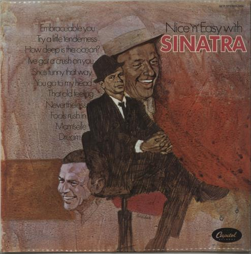 SINATRA, FRANK - Nice 'n' Easy With Sinatra - 12 inch 33 rpm