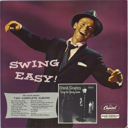 SINATRA, FRANK - Swing Easy And Songs For Young Lovers - 12 inch 33 rpm
