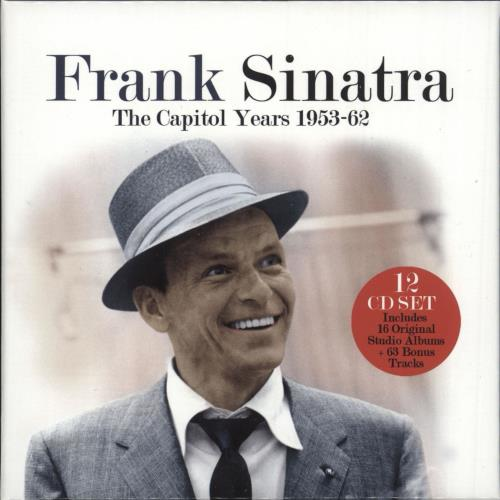 SINATRA, FRANK - The Capitol Years 1953-62 - Others