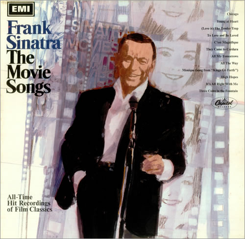 SINATRA, FRANK - The Movie Songs - 12 inch 33 rpm