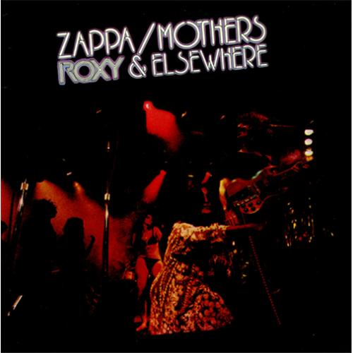 Frank Zappa Roxy Elsewhere Vinyl Records Lp Cd On Cdandlp