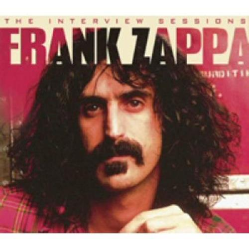 frank zappa the interview sessions uk cd album ctcd7052 the interview sessions frank zappa. Black Bedroom Furniture Sets. Home Design Ideas