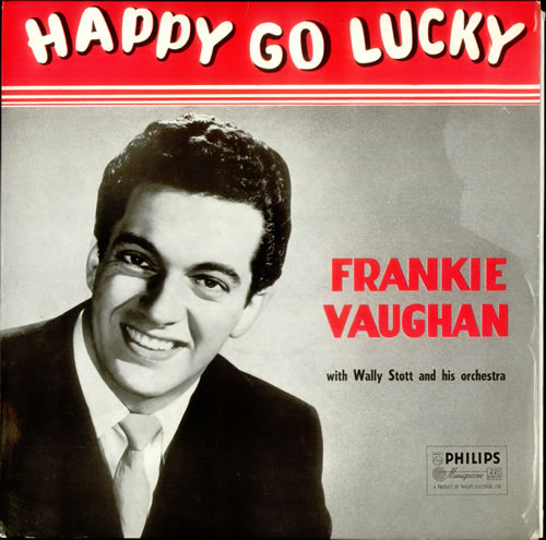 Frankie Vaughan With Wally Stott And His Orchestra And Chorus - The Garden Of Eden / Priscilla