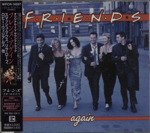 FRIENDS (TV) - Again - CD