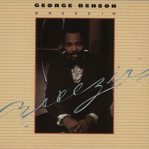 BENSON, GEORGE - Breezin' - Maxi 33T