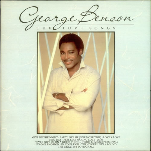 BENSON, GEORGE - The Love Songs - 12 inch 33 rpm
