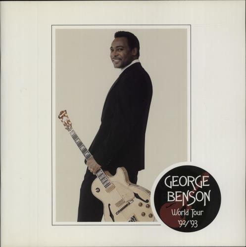 BENSON, GEORGE - World Tour '92/'93 - Others