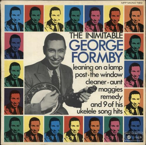 FORMBY, GEORGE - I'm The Ukelele Man - 12 inch 33 rpm
