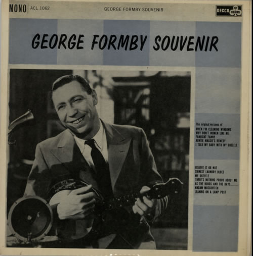 FORMBY, GEORGE - George Formby Souvenir - 12 inch 33 rpm