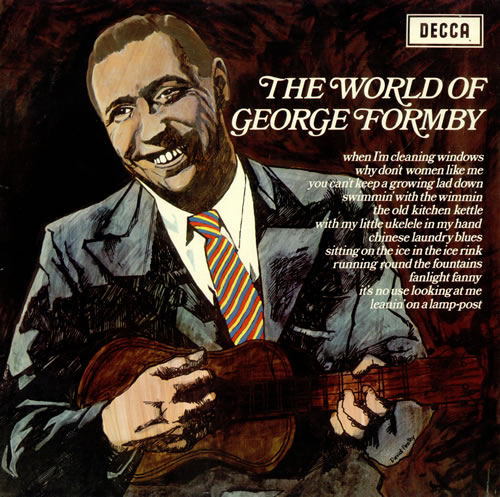 FORMBY, GEORGE - The World Of George Formby - Maxi 33T