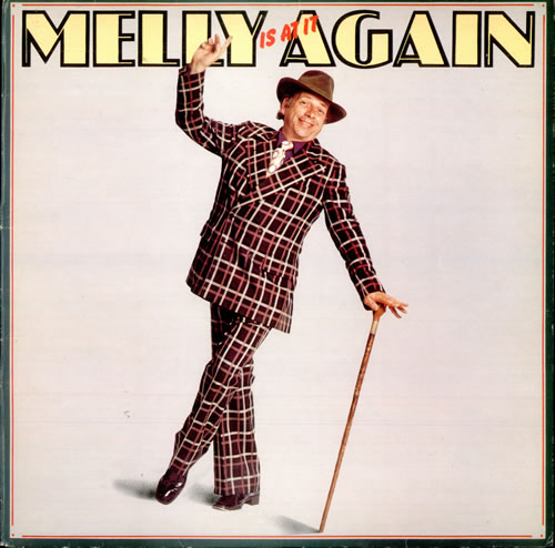 MELLY, GEORGE - Melly Is At It Again - 12 inch 33 rpm