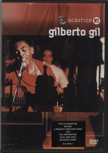 Gil, Gilberto Acustico Mtv
