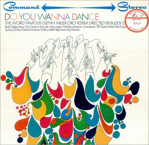 MILLER, GLENN - Do You Wanna Dance - 12 inch 33 rpm