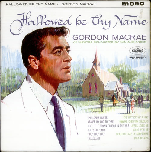 gordon macrae death