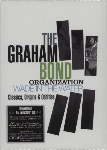 BOND, GRAHAM - Wade In The Water Classics, Origins & Oddities - sealed - CD