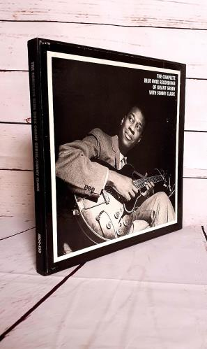 GREEN, GRANT - The Complete Blue Note Recordings Of Grant Green With Sonny Clark - Others