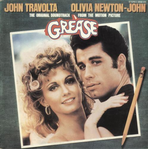 GREASE - Grease - EX - 12 inch 33 rpm