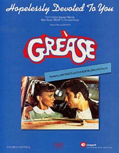 GREASE - Hopelessly Devoted To You - Others