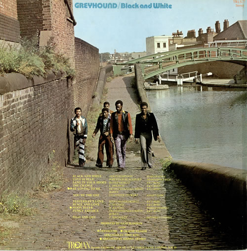 Greyhound Shipping Quote >> Greyhound Black And White UK Vinyl LP Record TRLS-27 Black ...
