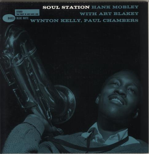 MOBLEY, HANK - Soul Station - Maxi 33T