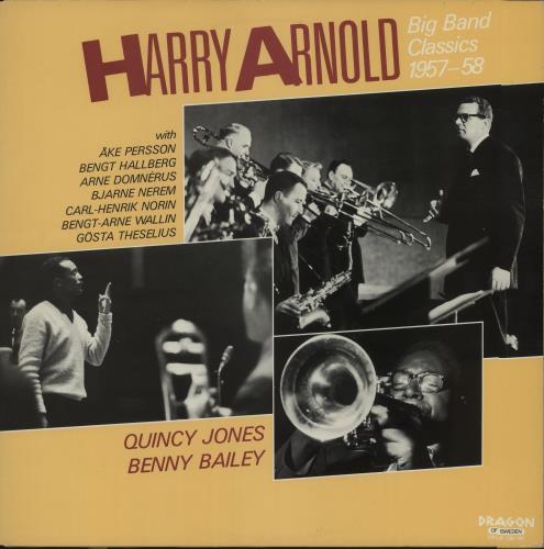 ARNOLD, HARRY - Big Band Classics 1957-58 - Maxi 33T