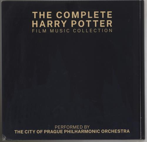 HARRY POTTER - The Complete Harry Potter Film Music Collection - Numbered - EX - 12 inch 33 rpm