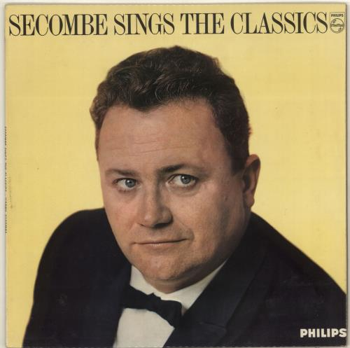 HARRY SECOMBE - Secombe Sings The Classics - 12 inch 33 rpm